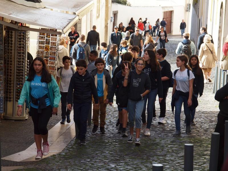 2019-11-05 – Visita a Lisboa (7.º ano)