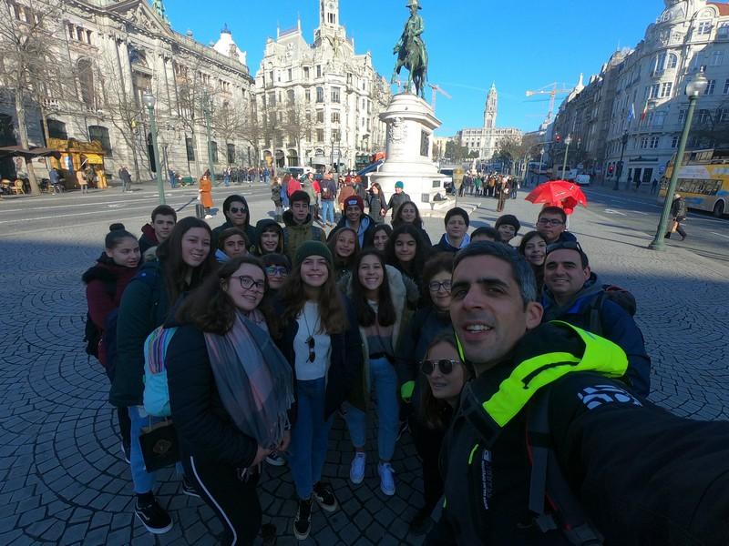 Navegar pelo Porto (8.º ano) 2020-01-09 a 10