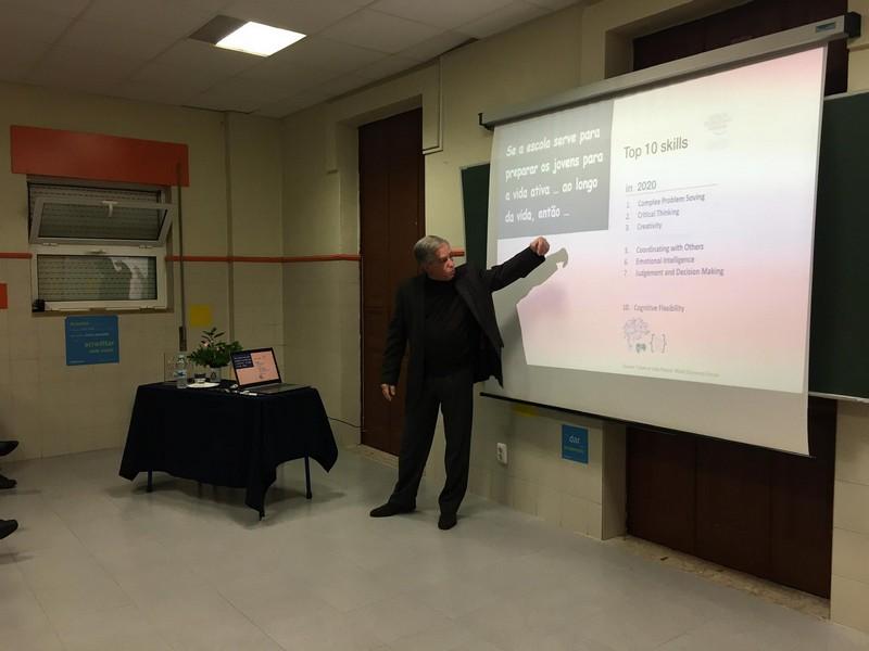 4.ª Ciclo de Conversas Sigea – Dr. Helder Sousa